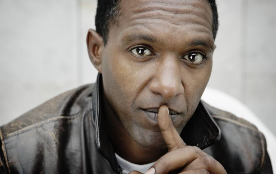 Lemn Sissay (Photo: James Ross)