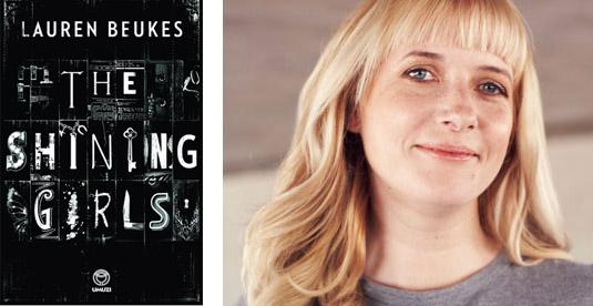 Writer Lauren Beukes