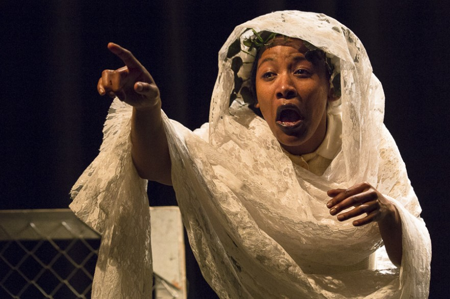 Sive Gubangxa in MBUZENI directed by Koleka Putuma - Photo: Jesse Kramer
